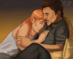 Pepperony Cuddle by sbrigs