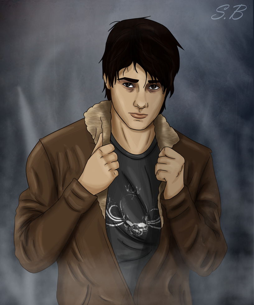 Nico Di Angelo by sbrigs on DeviantArt