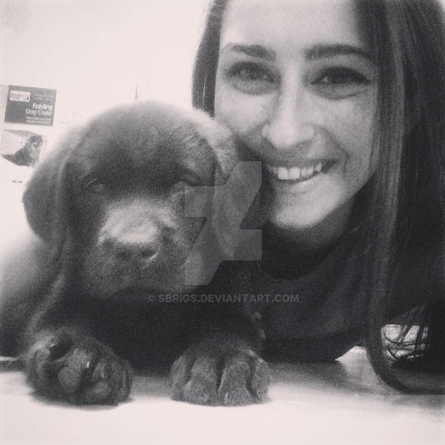 New ID - I got a puppy! by sbrigs