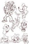 Paprika - Doodle Studies 01
