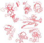 Sarah Doodles 040218