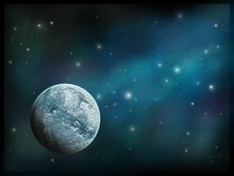 Starlight Nine by akrasiel