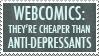webcomics stamp by akrasiel