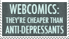 webcomics stamp by akrasiel
