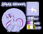 Pandoraverse Reference Sheet: Aurora Shimmer