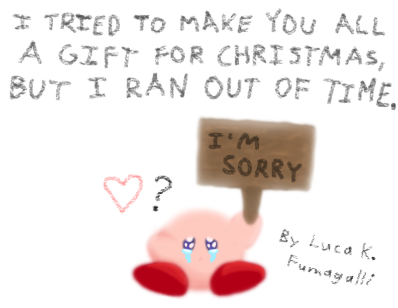 A Kirby Christmas by shrew on DeviantArt