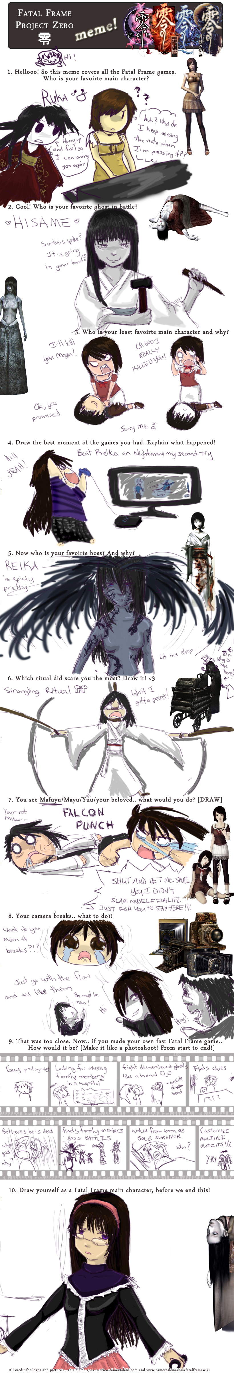 DD Fatal Frame MEME 3 by DothackerDiann on DeviantArt