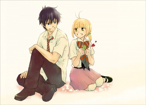 blue exorcist rin and shiemi relationship tips