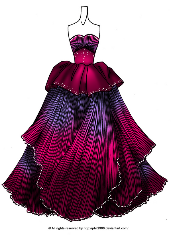 Line Art Fashion : Fashion lineart colored by lele chan ice on deviantart