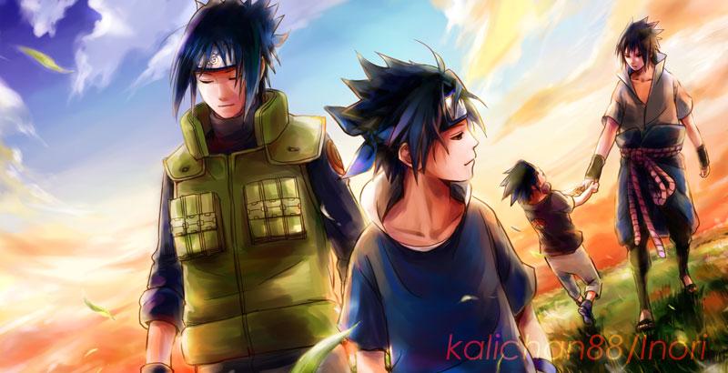 2011 sasuke b-day by kalichan88