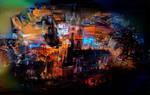 digitized mural