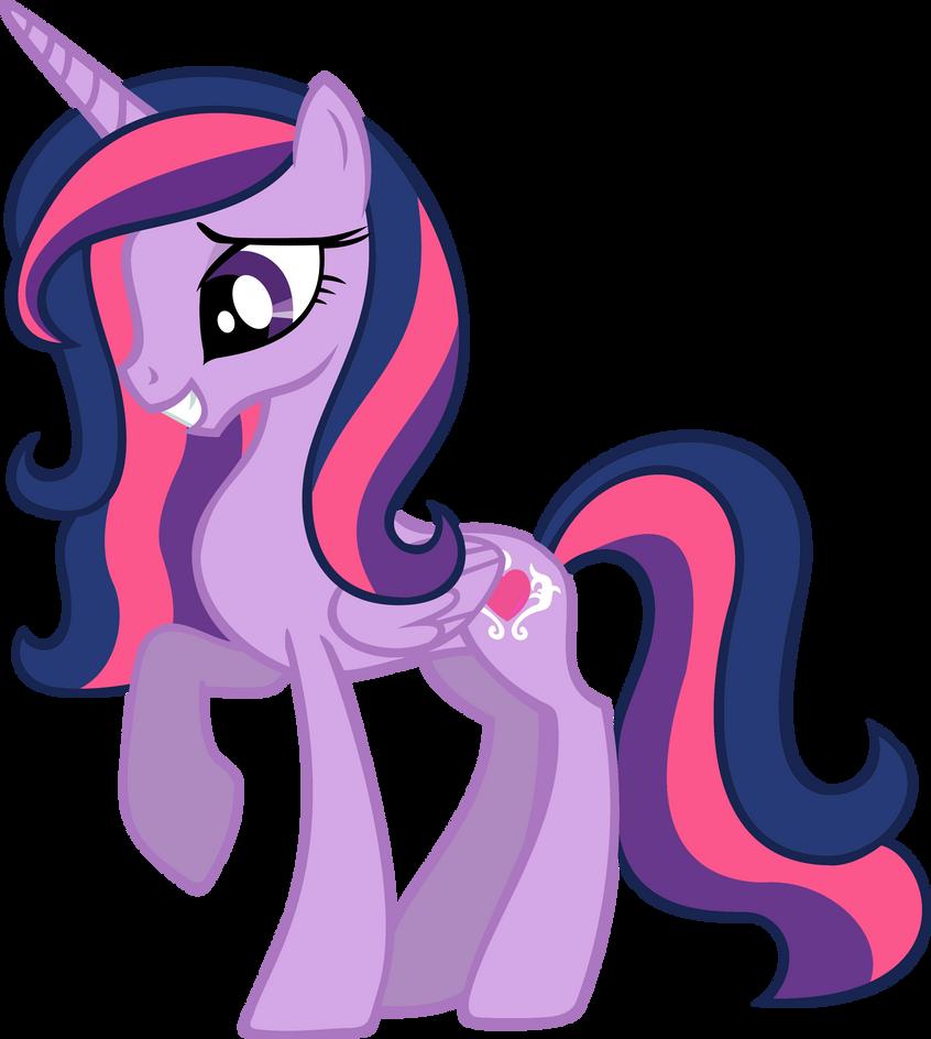 Princess Cadance Sparkle by DarkVdV