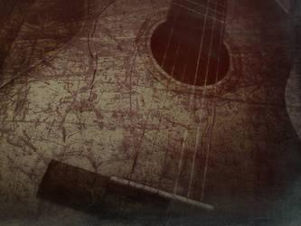 .Guitar soul.Broken soul. by LackOfSolace