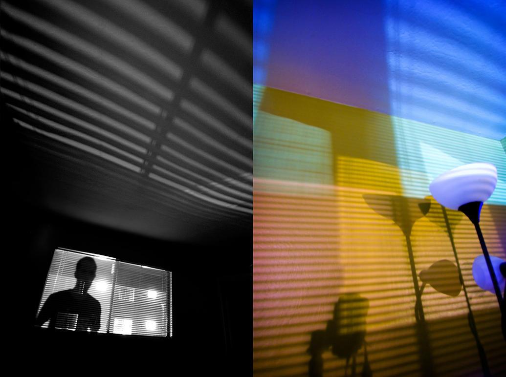 LowLightRoom Diptych by BobContrast