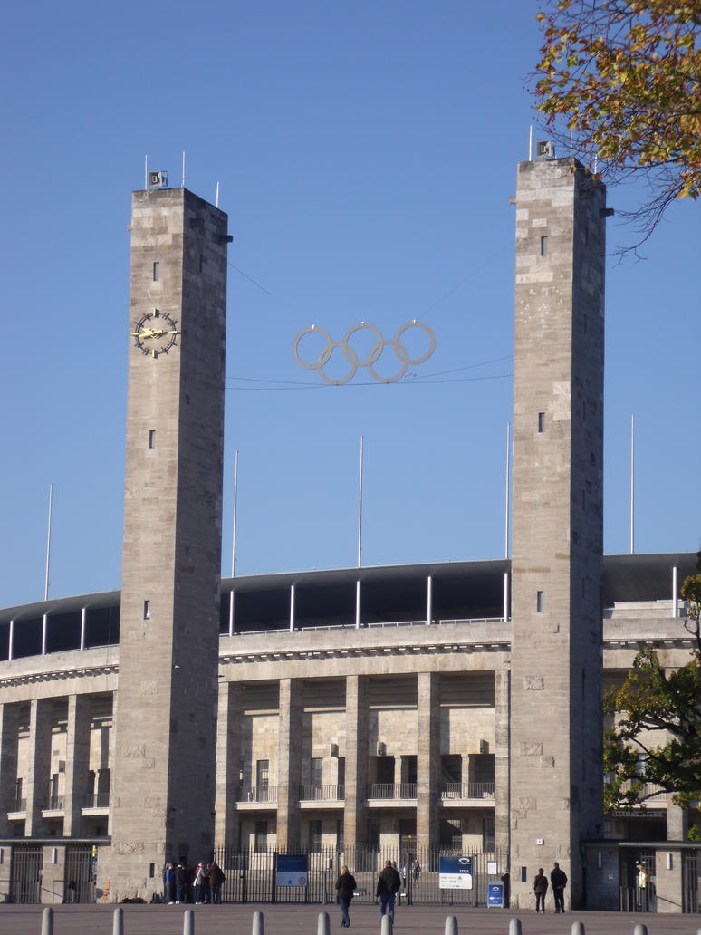 Olympisches Stadion by Partner-in-crime