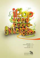 i-pop poster v1 by taylanezer