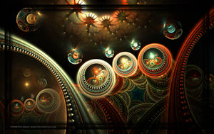 Night at the Carnival by phudak78
