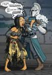 Dark Souls 2 - Rosabeth of Melfia