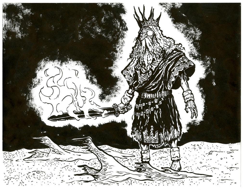Soul Of Cinder Fan Art: Dark Souls Gwyn Lord Of Cinder By Jdeberge On DeviantArt