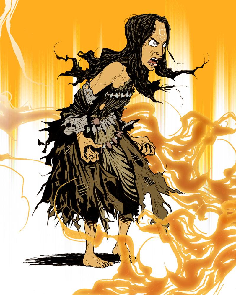 DS2 - Rosabeth of Melfia by jdeberge