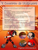 V Concurso de Wallpapers by manekofansub