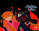 Wallpaper ~Grim Tales~ (Chi y Grim Jr.)
