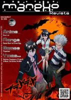 Revista Maneko 26 by manekofansub