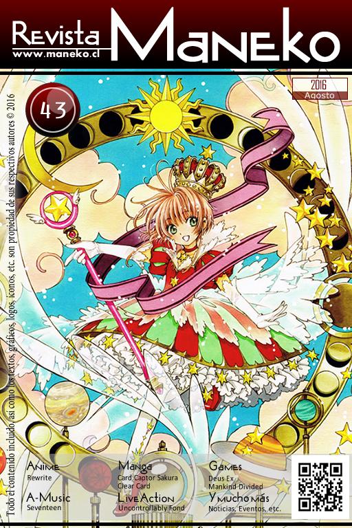 Revista Maneko 43 by manekofansub