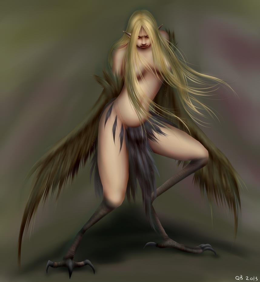 The Siren by NejiKitty