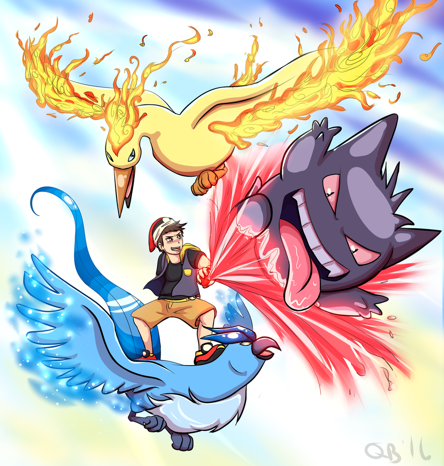 Pokemon Commission by NejiKitty
