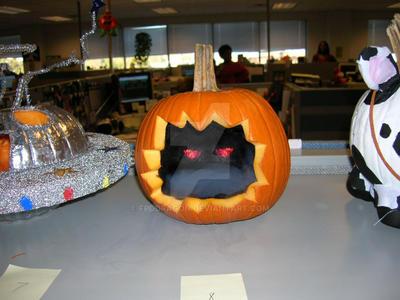 pumpkin contest by fpddragon