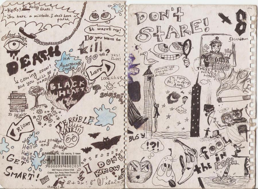 My Notebook 1 by BadBloodKilljoy