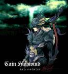 Dissidia - Cain Highwind