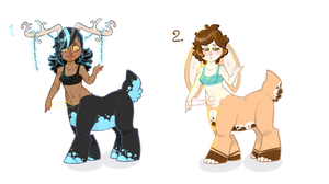 taur adopts | set 1 - OPEN |