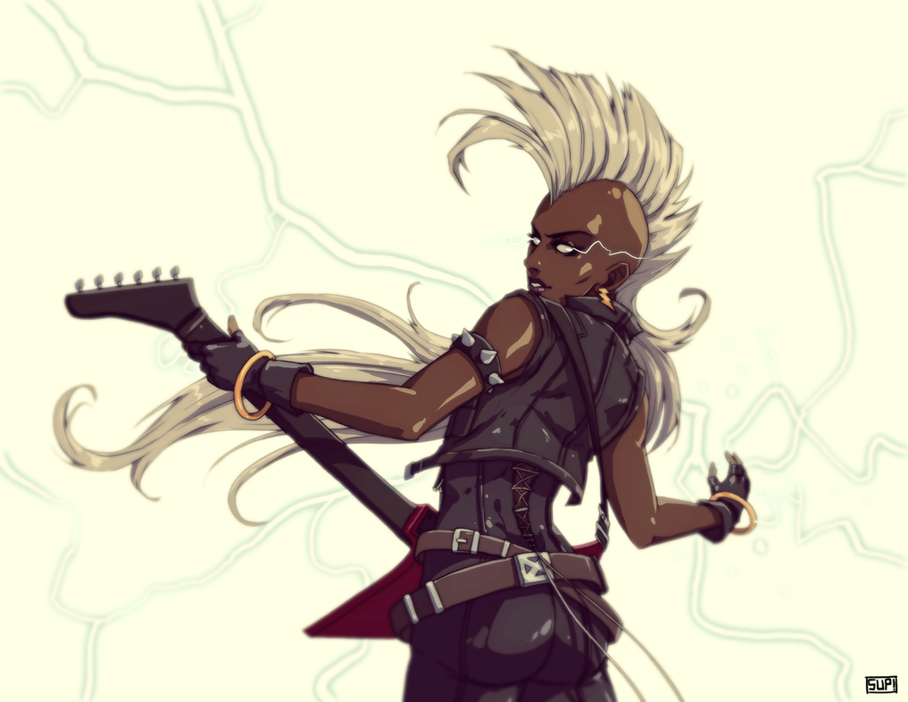 Mohawk Storm By Suppa Rider