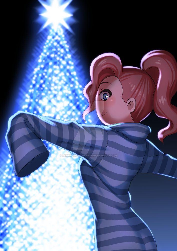 Christmas by misumi-illustration