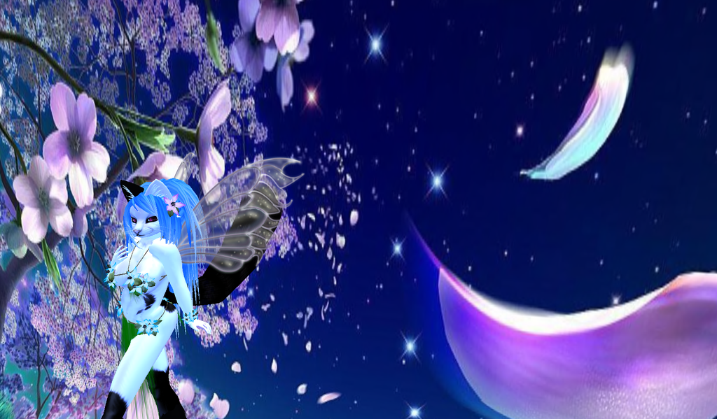 Flower Fairy by safyia110