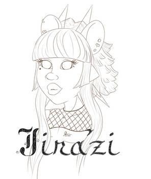 Jira'zi Bust .:WIP:. 2