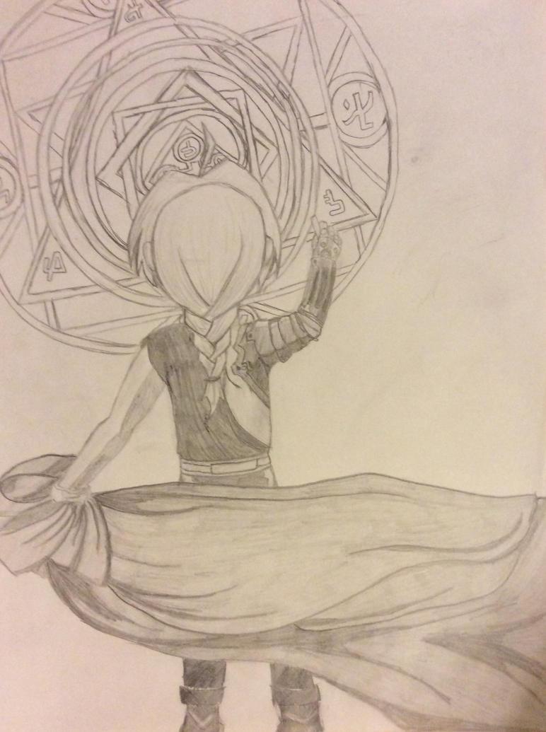Fullmetal Alchemist by CrescendoFlight