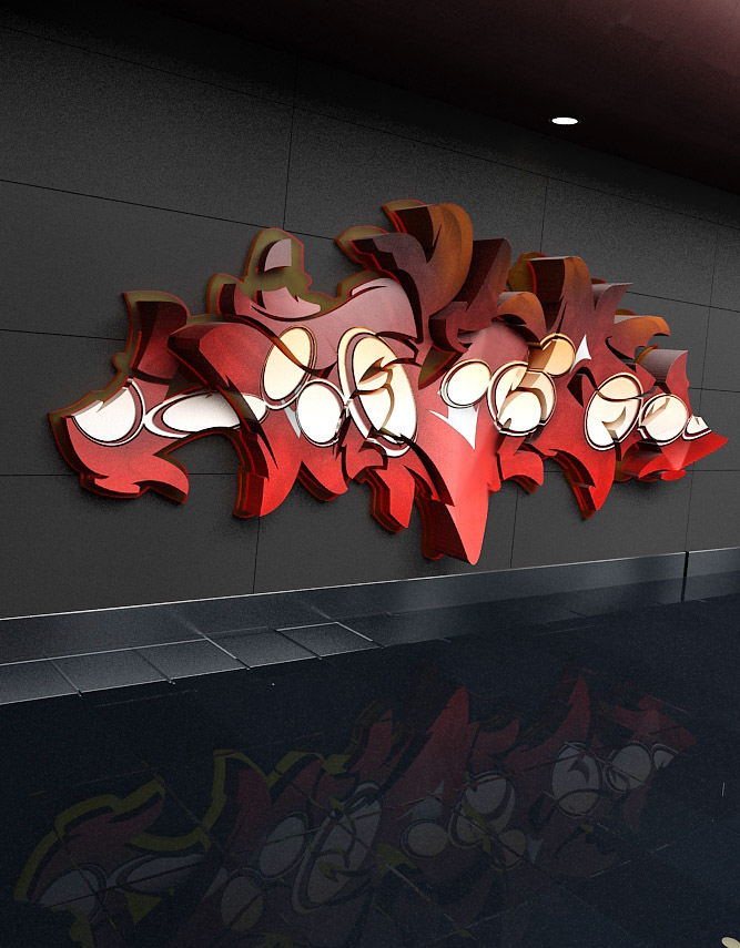 The future of urban art by Alienmatos