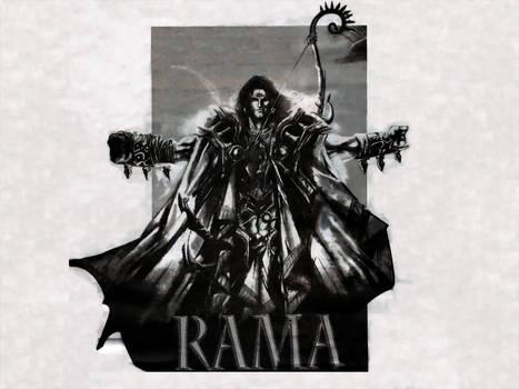 Rama's Rebirth - Kalki Avtar