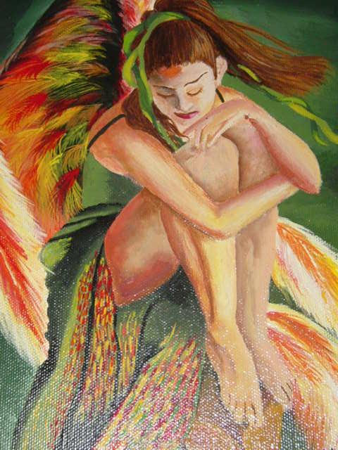 Phoenix Fairy by Kayleen