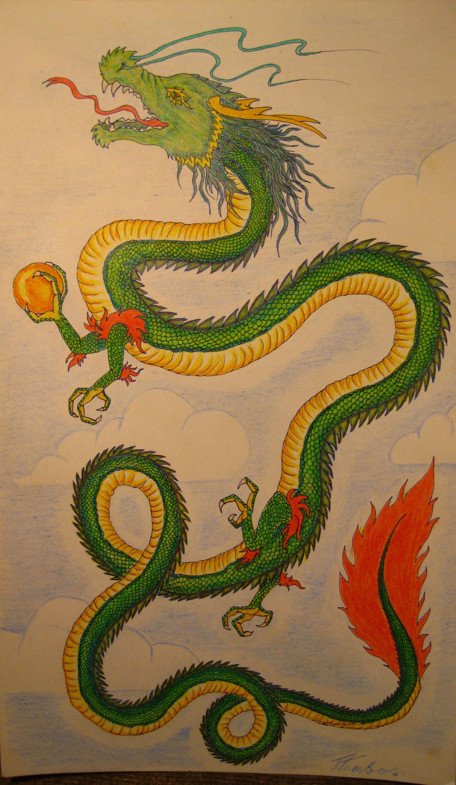 Fuku Riu: Japanese Good Luck Dragon