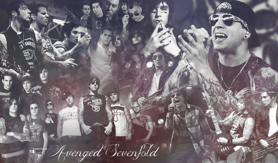Avenged sevenfold wallpaper by bluemissile on deviantart avenged sevenfold wallpaper by bluemissile voltagebd Gallery