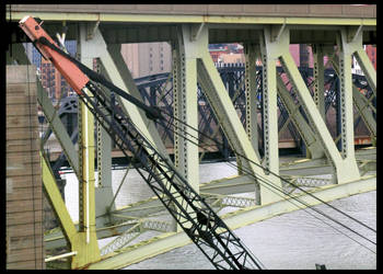 bridges of pittsburgh by gwystal