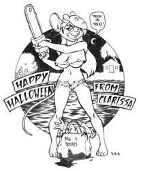 Pentmouse Halloween 2008 by DACantero