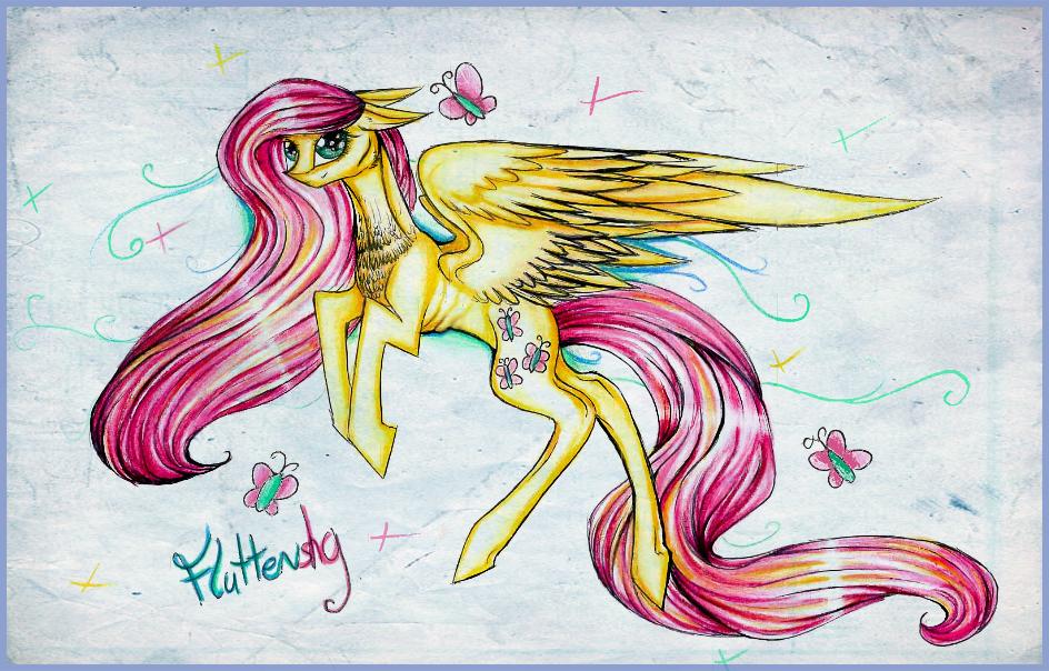 Fluttershy by xChrysalisSsx
