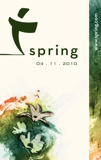 Spring Bulletin 2010 by Emberblue