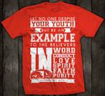 1 Timothy 4:12 shirt