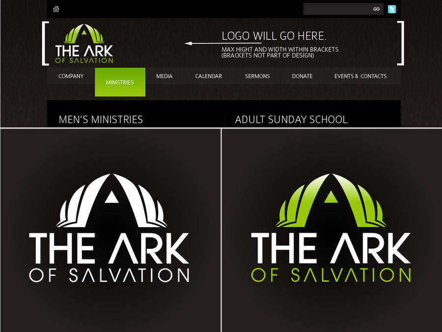 The Ark Logo Contest 1 By Emberblue On Deviantart
